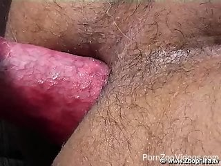 Anal fucked in the sun by the dog in harsh modes