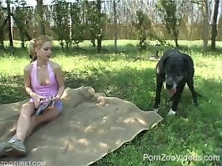 Young amateur throats dog cock  and fucks like a whore