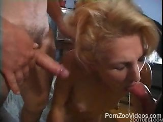 Intense dog fucking scenes on cam with amateur women
